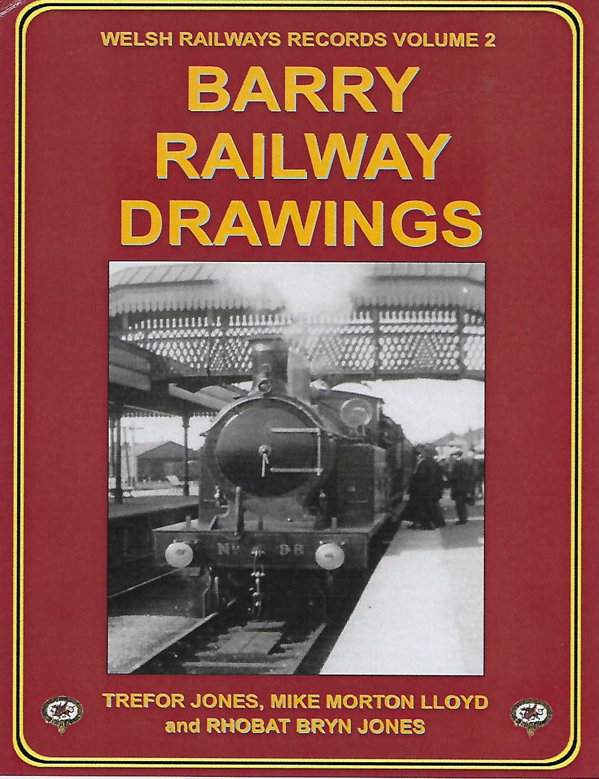 Barry Railway Drawings
