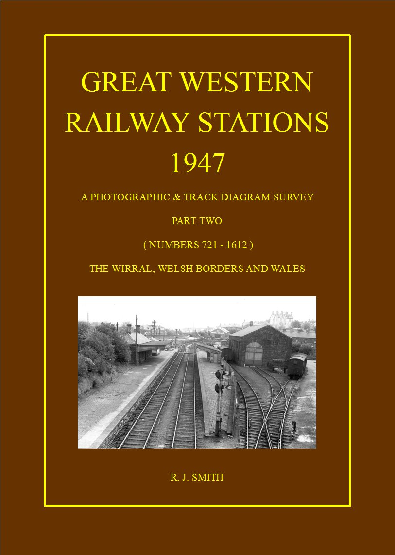 GWR stations cover
