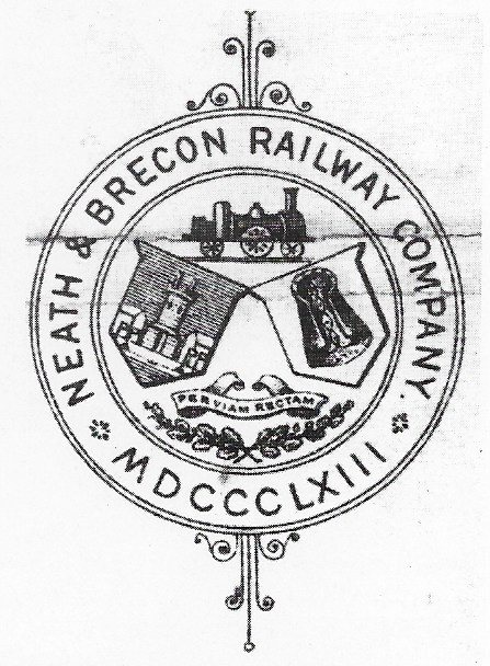 Neath & Brecon Railway logo