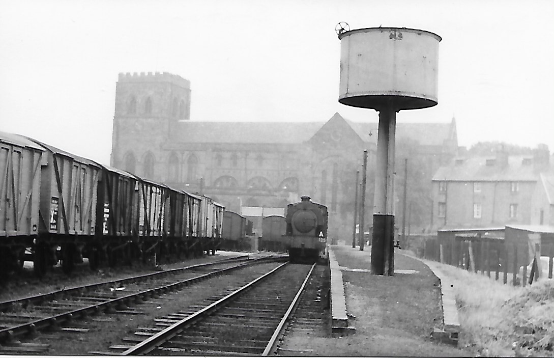 Shrewsbury Abbey Station
