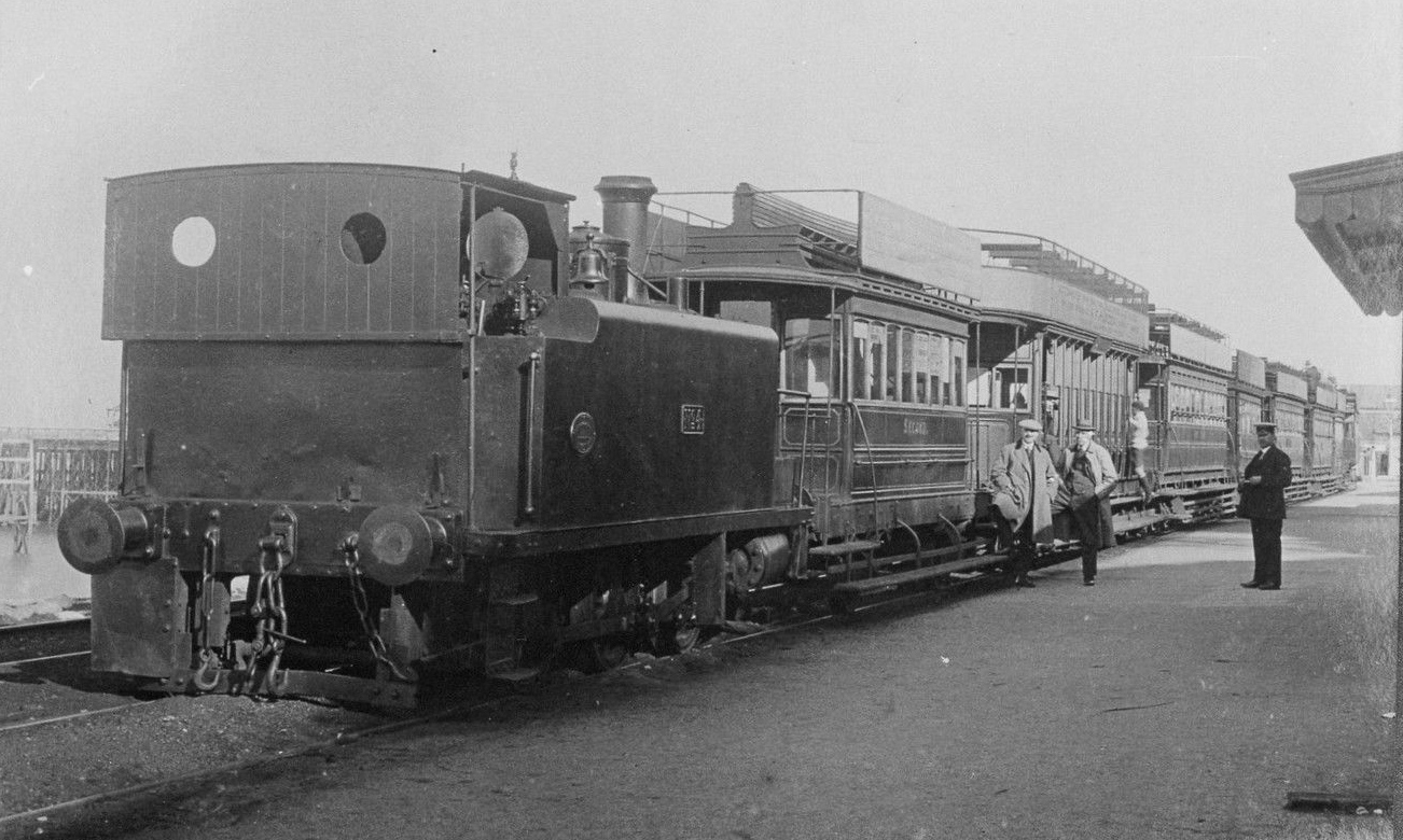 Swansea and Mumbles Railway No.4