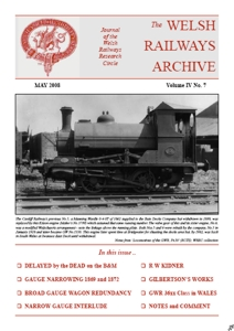 Wels Railways Archive